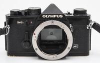 Olympus OM-2N analoge Spiegelreflexkamera SLR Kamera Camera schwarz