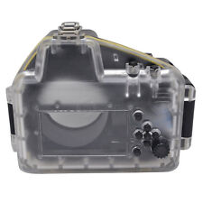 Mcoplus 40m/130ft Waterproof Underwater Diving Housing Bag Case for Sony NEX5N