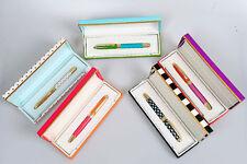 Kate Spade ball point pens various colours NEW