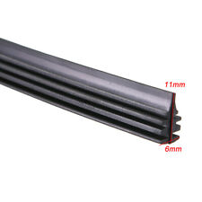 28'' Rubber Car Van Truck Graphite Wiper Blade Refill Cut To Size Universal