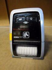 Zebra ZQ110 Mobile Bluetooth Portable Label Label Printer ZQ1-0UB0E020-00
