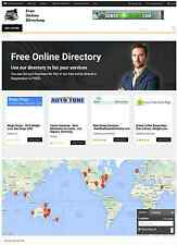 FREE ONLINE DIRECTORY WEBSITE & DOMAIN FOR SALE - free-online-directory.com