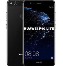 Huawei P10 Lite 64GB 4GB RAM DUAL SIM NERO 24 mesi garanzia Italia europa