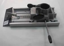 "Swivl-Eze 838480 2-3/8"" Seat Mount Aluminum Slide w/ Power Pedestal Handle 22971"