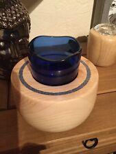 Pine Wood Tea Light Holder