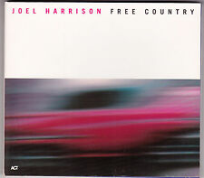 Joel Harrison - Free Country - CD (9419-2 ACT Germany)