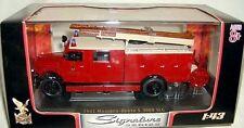 yatming 1/43 1941 MAGIRUS-DEUTZ S 3000 SLG FIRE TRUCK