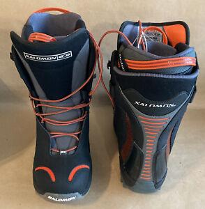 Salomon Malamute Snowboarding Boots Custom Fit Pro Size: 10 US, 9.5 UK, 44 EUR