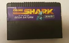 SEGA SATURN 4 in 1 GAME SHARK CONVERTER ADAPTER LOOSE WITH PARALLEL PORT ON TOP
