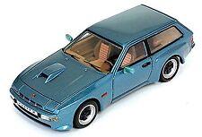 Porsche 924 Turbo Kombi Artz Tuning 1981 blau blue metallic 1:43