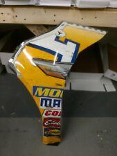 Kyle Busch NASCAR Race Used Sheet Metal Nose Corner Pedigree JGR