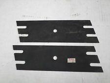 """Edger blade 9"""" x 2 1/2"""" with 3/8"""" hole 375-246 qty 2"""