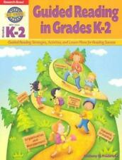 paperback:Guided Reading in Grades k-2-Activities,Strategies,Lesson Plans Succes