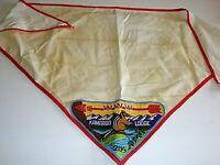 Boy Scouts of America Kamargo Lodge 294 neckerchief General Herkimer rare