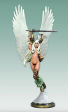 CS MOORE ANGELUS STATUE VARIANT EMERALD EDITION FULL SIZE BRAND NEW # 138 /199