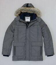Tommy Hilfiger Men Parka outerwear jacket Hood size Large...