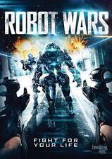 Robot Wars (DVD, 2017) SKU 2406