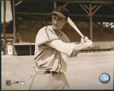 Stan Musial Batting Pose St. Louis Cardinals 8x10 Photo With Toploader