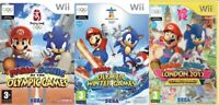 Mario & Sonic Wii Olympic Games London Winter - Super Fast Delivery