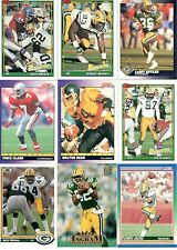 Green Bay Packers 26-Card 1990's Lot