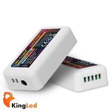 Ricevitore WiFi 10A 12V 24V per Strisce Led RGB+W Mi-Light FUT038 Cod 1501