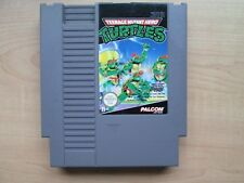 Nintendo NES - Teenage Mutant Hero Turtles - GAME ONLY