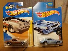Hot Wheels '81 Camaros ( lot of 2 )