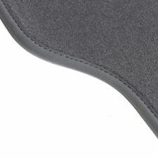 Fußmatten VW Passat B5 3B/3BG Premium Velours Automatten grau 2-tlg