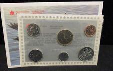 1988 Canada Proof-Like Set - Original Packaging     ENN COINS