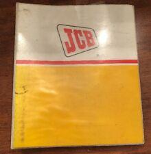 JCB 801.4 801.5 801.6 Mini Excavator OEM Service Shop Repair Manual 9803/3130