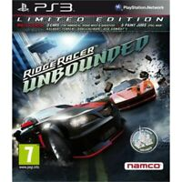 Ridge Racer Unbounded Limited Edition /ps3