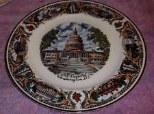 """The Capitol Bulding Washington D.C. A Capsco Product 10 1/4"""" Across R"""