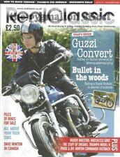 Moto Guzzi V1000 Convert Norton Commando Fastback Triumph Model N Matchless G80C