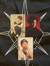 Chen EXO Photocards