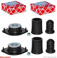 2xDomlager/Federbeinlager Satz FEBI-Vorne -VW Caddy I,Golf I,Jetta I,Scirocco