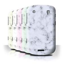 Étuis, housses et coques blancs BlackBerry Bold 9900 pour téléphone mobile et assistant personnel (PDA) Blackberry