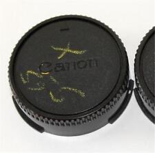 Canon Rear Twist on type Breach lock FD Lens Cap - Worldwide