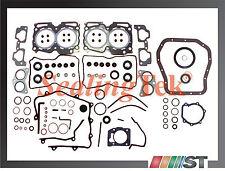 Fit 99-03 Subaru EJ25 SOHC Engine MLS Full Gasket Set kit motor oil pan gasket
