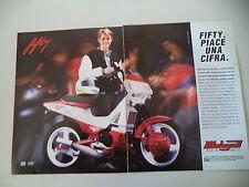 advertising Pubblicità 1992 MALAUTI FIFTY TOP 50