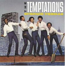 SOUL The Temptations Surface thrills CD 1983 RARE !