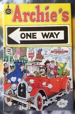 ARCHIE'S ONE WAY - Spire Christian Comics - NM