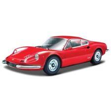 Coches, camiones y furgonetas de automodelismo y aeromodelismo GT color principal rojo Ferrari