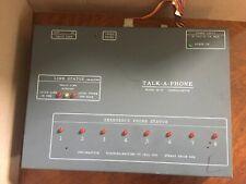 Talk-a-Phone Ec-8 Consolidator