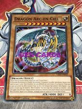 Carte Yu Gi Oh DRAGON ARC-EN-CIEL LED2-FR043