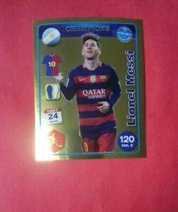 Lionel MESSI FC Barcelona  WE ARE THE CHAMPIONS 2017