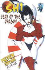Shi: Year of the Dragon Ashcan #1 VF; Crusade | save on shipping - details insid
