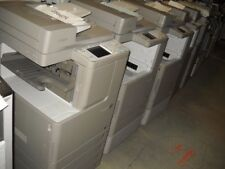 LOT OF 4 CANON ADVANCE iR-c2020 COLOR COPIERS NETWORK PRINTER SCANNER