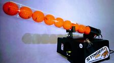 Latest StingerPro Cricket Bowling Machine With Remote Auto-Feeder