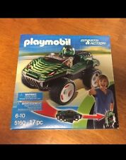 2011 Playmobil 5160 Click and Go Snake Racer Free US Shipping (F) Sealed