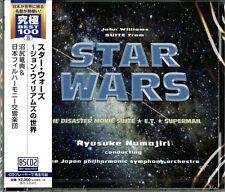RYUSUKE NUMAJIRI... -STAR WARS-JOHN WILLIAMS-JAPAN BLU-SPEC CD2 E25